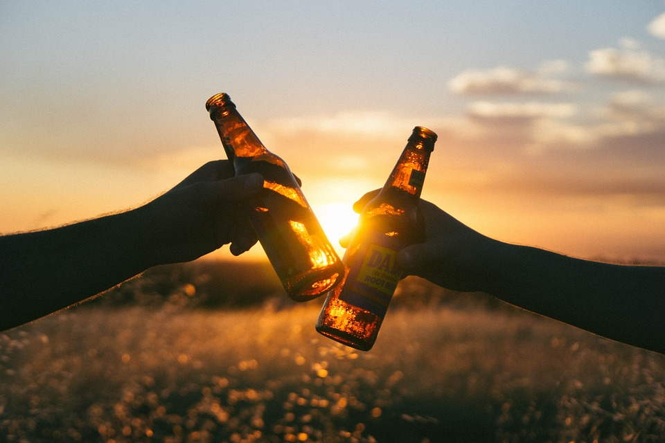 cerveza, despedida soltero, Burgos